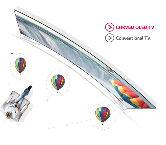 curved TV-1