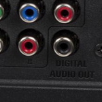digital audio out